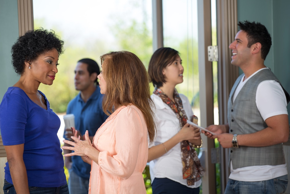 networking to finding your passion