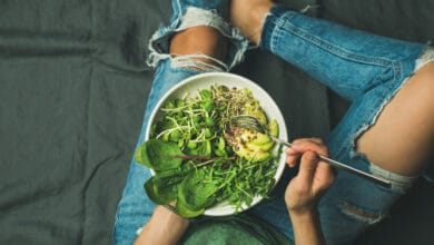 Photo of Going Vegan: How to Switch to a Vegan Diet and Stay on It